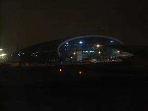 ドバイ空港 外観