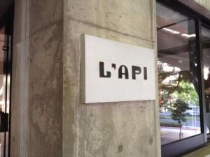 L'API