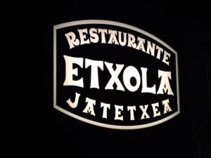 RESTAURANT ETXOLA