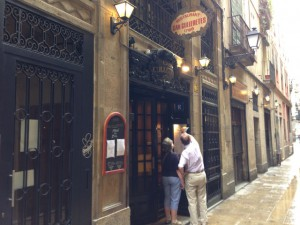 Restaurant Can Culleretes 1786