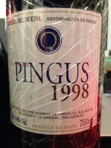 PINGUS 1998