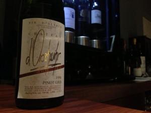 【白】Ch.d'Orschwihr Pinot Gris 1998