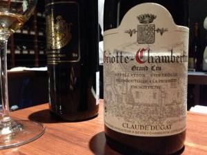【赤】Claude Dugat Griotte-Chambertin 2003