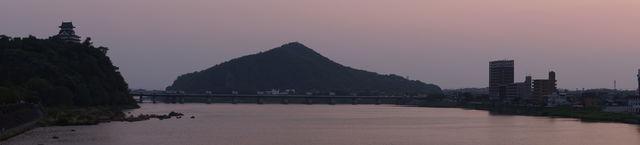 犬山橋からの眺め