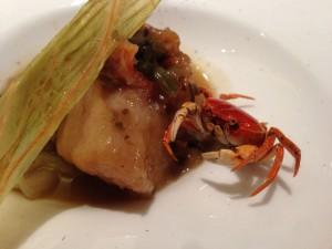 金目鯛 春キャベツ 沢蟹 発酵