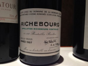 D.R.C Richebourg 1997