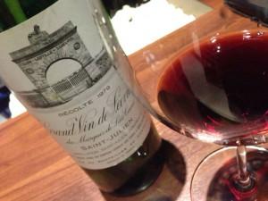 【赤】Grand Vin de Leoville du Marquis de Las Cases 1979