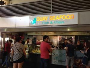 Quay Seafood