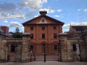 Hyde Park Barracks