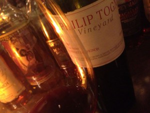 【赤】Philip Togni Vineyard Cabernet Sauvignon Napa Valley 1990