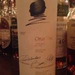 【赤】Opus One 1997