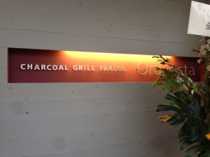 Charcoal Grill Parlor Orquesta