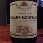 【白】Domaine Bouchard Chevalier Montrachet 2011