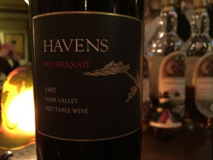 【赤】Havens Bourriquot 1997