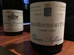 Olivier Leflaive Puligny-Montrachet 1er Cru Champ Canet 2012