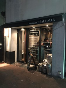 Beer House CRafT MAN