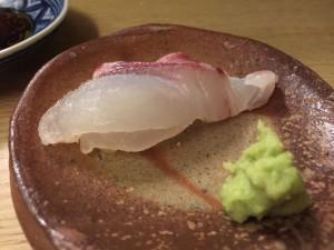 和歌山県加太産鯛