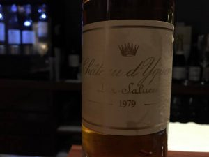 Ch.d'Yquem 1979