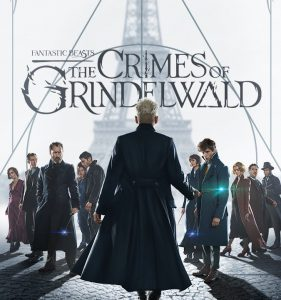 Fantastic Beasts - The Crimes of Grindelwald -